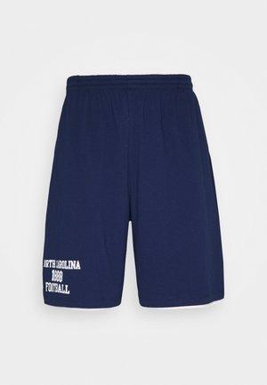 NORTH CAROLINA SHORT - Sports shorts - navy