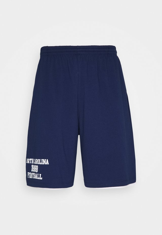NORTH CAROLINA SHORT - Pantaloncini sportivi - navy