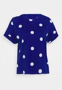 Petit Bateau - Print T-shirt - surf/marshmallow - 0