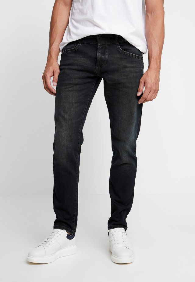 TORANTO - Zúžené džíny - dark blue