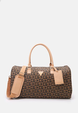 40TH ANNIVERSARY CRY - Weekend bag - brown