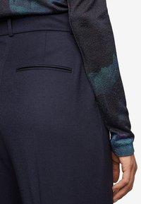 BOSS - TAYAMANA - Trousers - open blue - 3