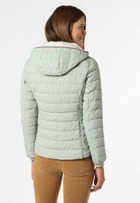 camel active - STEPP - Winter jacket - mint - 1