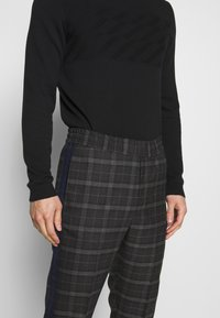PS Paul Smith - MENS TROUSER - Stoffhose - anthracite - 5