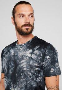 adidas Performance - FREELIFT PARLEY SPORT T-SHIRT - Sports shirt - black - 3