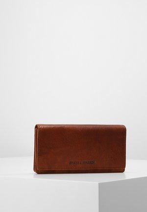 Plånbok - brandy