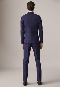 Massimo Dutti - Suit trousers - blue - 3