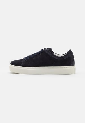 SQUARED SHOES  - Sneakers basse - navy