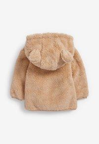 Next - Fleece jacket - beige - 1