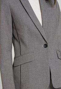 Esprit Collection - CHECK - Blazer - black - 5