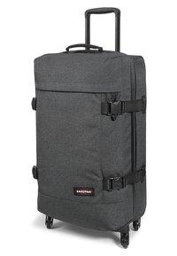 Eastpak - TRANS4 M CORE COLORS  - Wheeled suitcase - black denim - 2