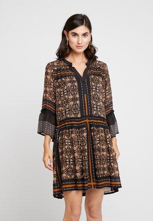 SOPHIA - Robe d'été - black