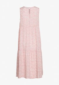 Dorothy Perkins - DITSY SLEEVELESS TIERED DRESS - Vestito estivo - pink - 1