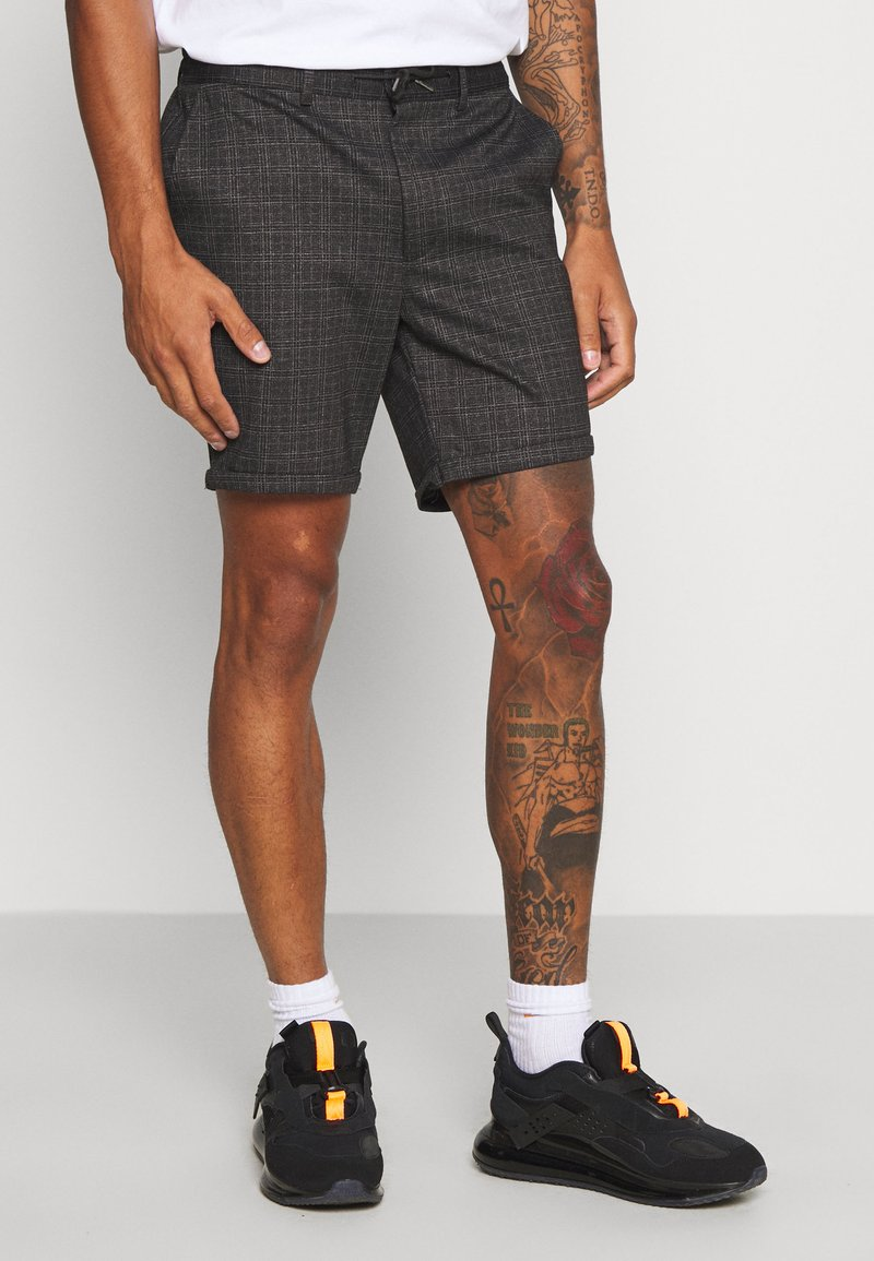 Brave Soul - Shorts - dark grey