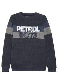 Petrol Industries - Sweatshirt - deep navy - 0