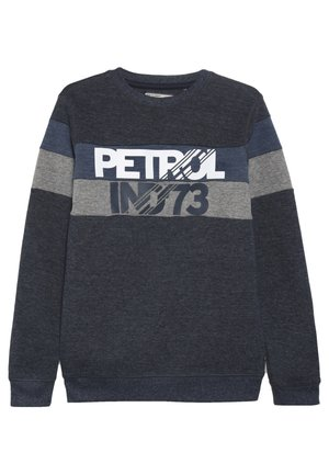 Sweatshirt - deep navy