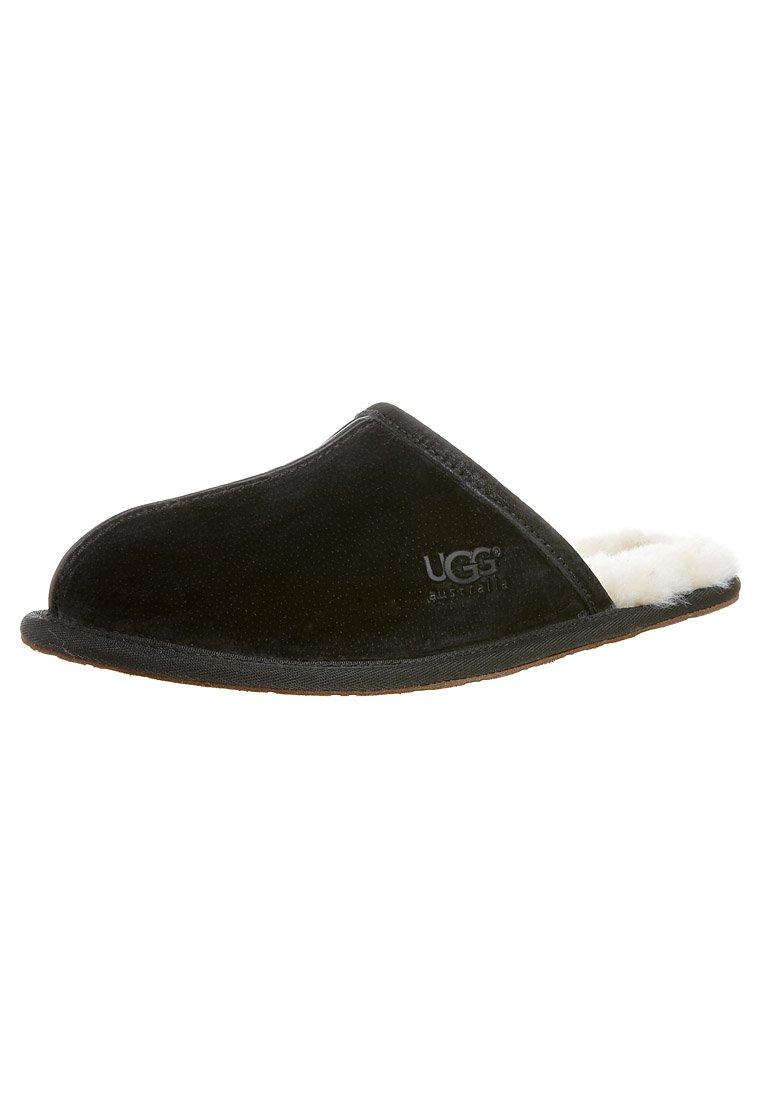 UGG - M'S SCUFF - Slippers - black