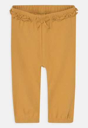 NBFJAMILLA - Trousers - ochre