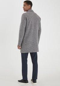 Tailored Originals - SOHAIL - Short coat - lig grey m - 1