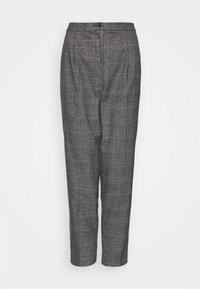 Monki - TARJA TROUSERS - Trousers - grey - 3