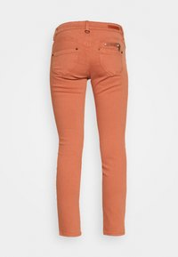 Freeman T. Porter - ALEXA CROPPED NEW MAGIC COLOR - Jeans Skinny Fit - auburn