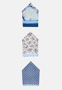 Jack & Jones - JACJONAS HANKIE BOX 3 PACK - Kapesník do obleku - cashmere blue - 3