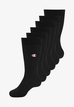 CASUAL 6 PACK - Calcetines de deporte - black