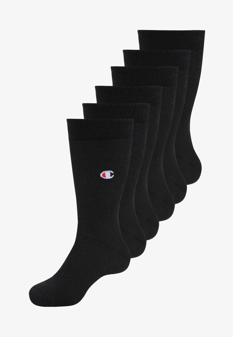 Champion - CASUAL 6 PACK - Sports socks - black