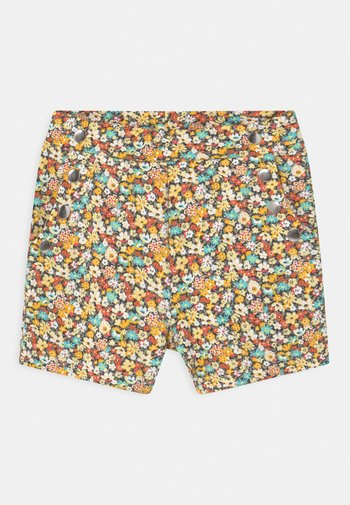 NKFHALLI  - Shorts - persimmon