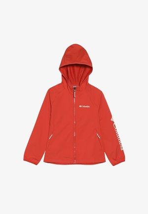 ROCKY RANGE - Outdoor jacket - bright poppy