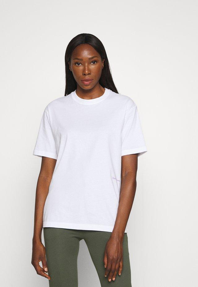SEASONAL TEE - T-shirt basic - white