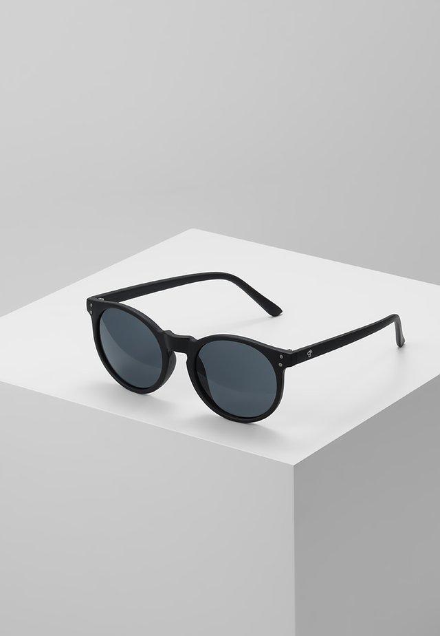 COXOS - Sluneční brýle - black