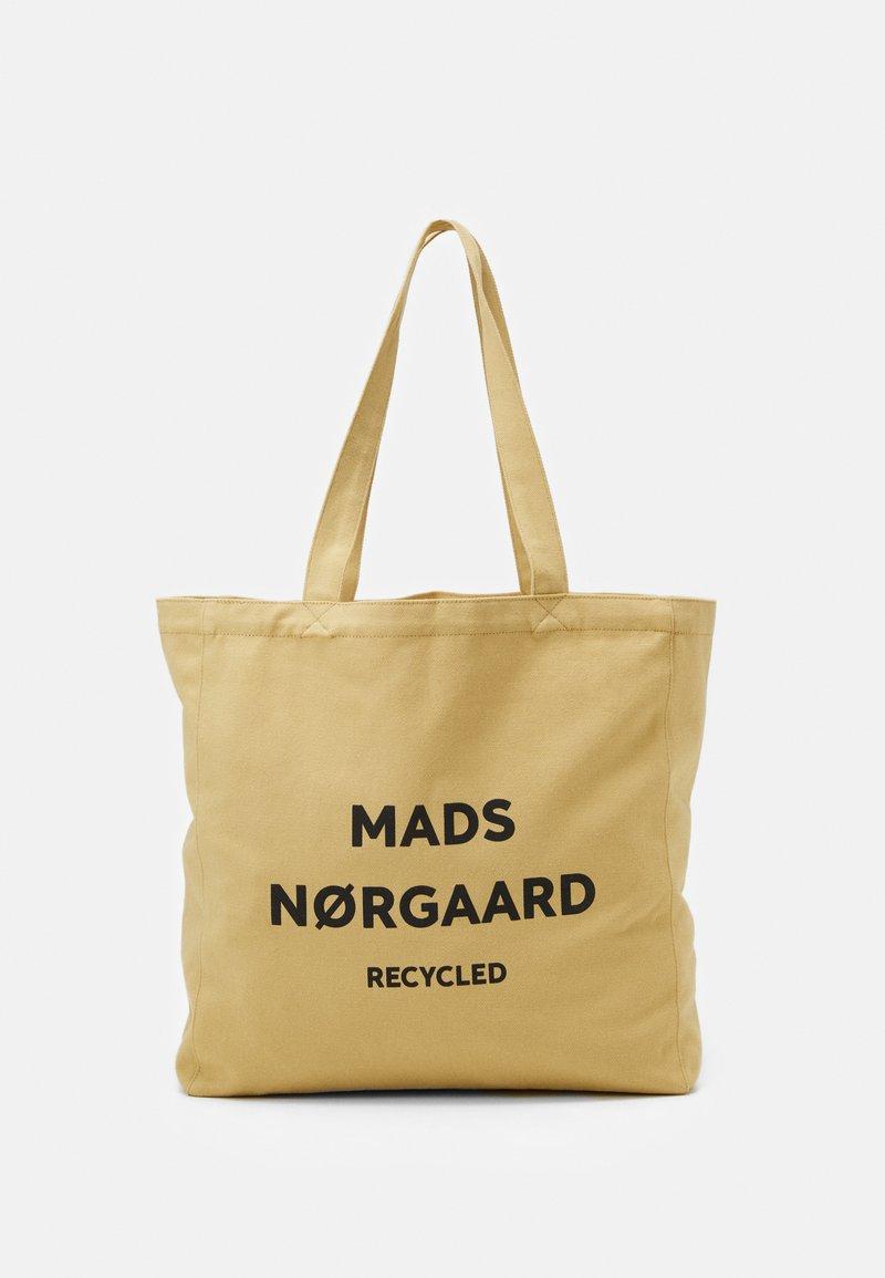 Mads Nørgaard - BOUTIQUE ATHENE - Tote bag - beige/black