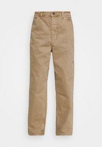 CARPENTER JEAN - Jeans straight leg - caramel