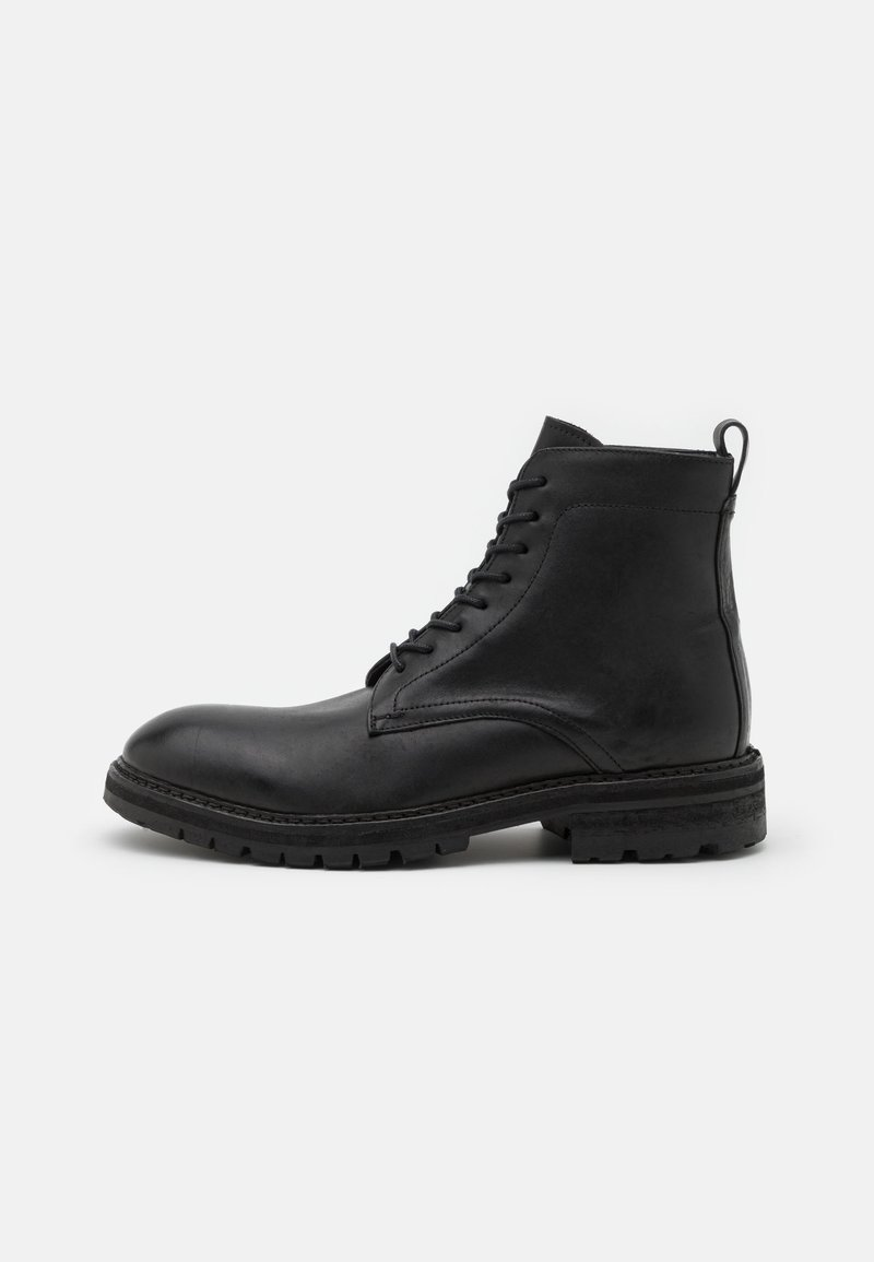 Hudson London - HOWDEN - Lace-up ankle boots - black