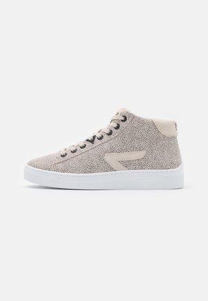 HOOK-Z MID - Höga sneakers - vista/ecru/white