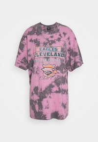 EAGLES DAD TEE - Print T-shirt - multi-coloured