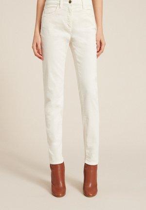 ORGOGLIO       - Trousers - off white