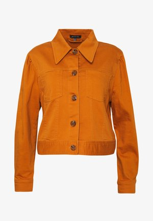 THE PUFF SLEEVE JACKET - Veste en jean - marmalade
