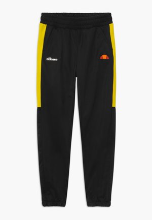PIOVEGA - Tracksuit bottoms - black