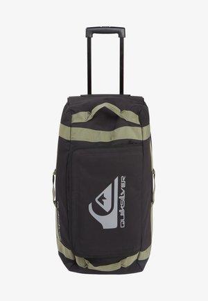 SHELTER ROLLER 70 L  - Wheeled suitcase - black/thyme