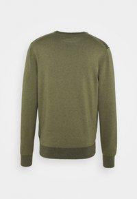Calvin Klein - C NECK - Jumper - green - 1