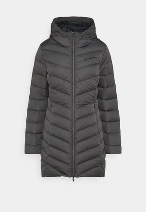 WOMENS ANNECY COAT - Down coat - phantom black