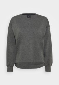 CORE  - Sweatshirt - black/dark smoke grey