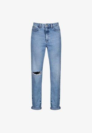 Relaxed fit jeans - lightbluedenim