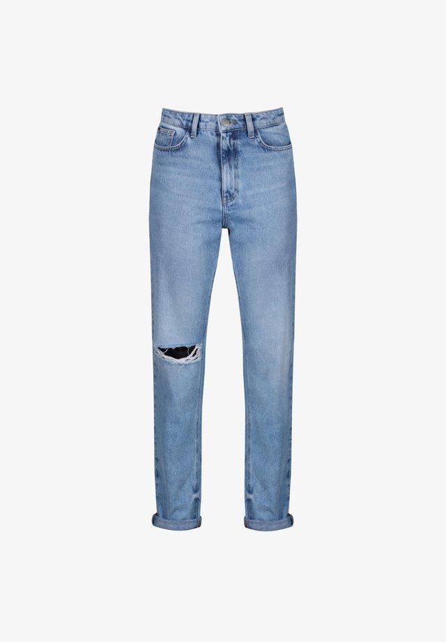 Jeans baggy - lightbluedenim