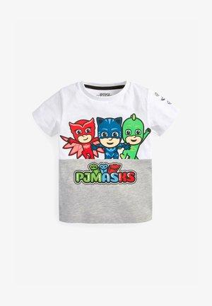 PJ MASKS  - Print T-shirt - white