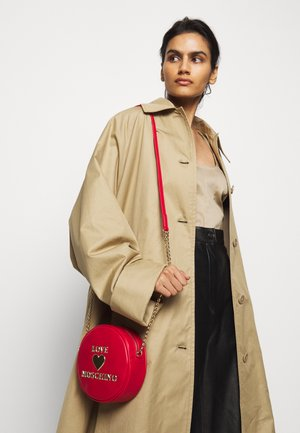 BORSA  - Across body bag - red