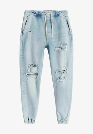 JOGGER - Jeans Tapered Fit - light blue