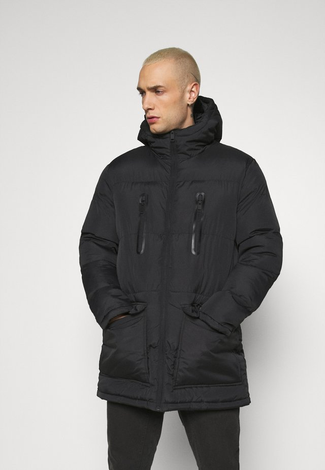OAKWOOD - Parka - black